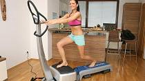 Power Plate a celebrity
