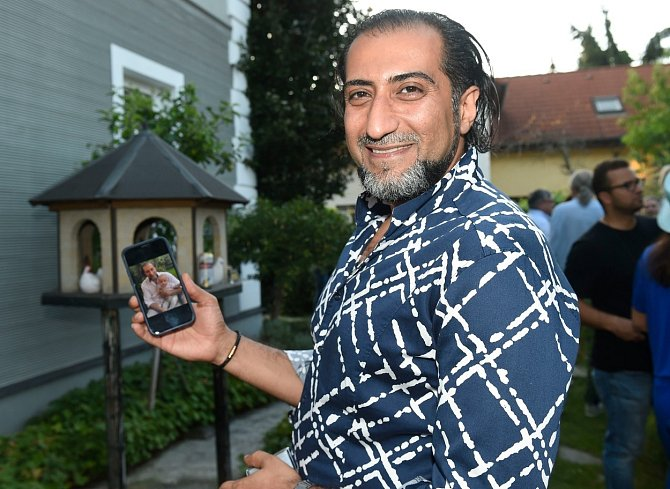 Ali Amiri se tajně oženil v Turecku.
