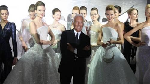 """Giorgio Armani: Mr. Armani aneb """"GA"""""""