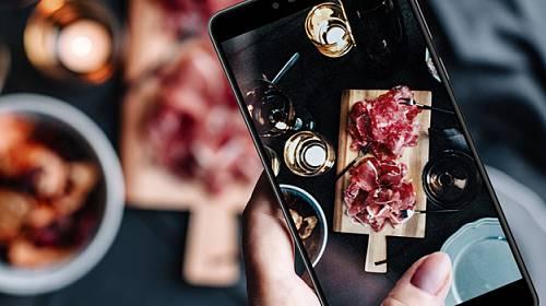 Jak vyfotit jídlo?