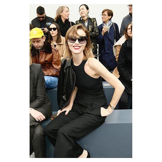Eva Herzigová je rok od roku krásnější.