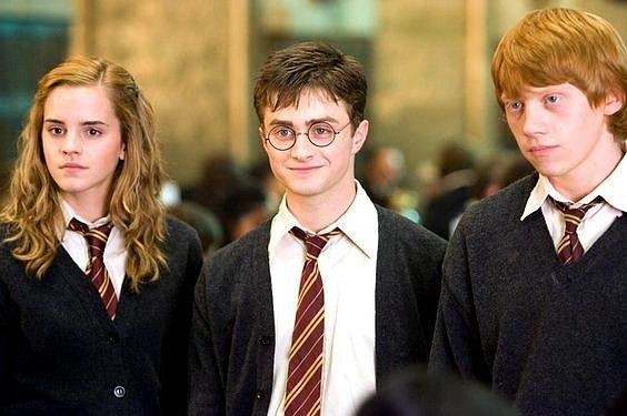 J. K. Rowling je slavná díky sáze o Harry Potterovi