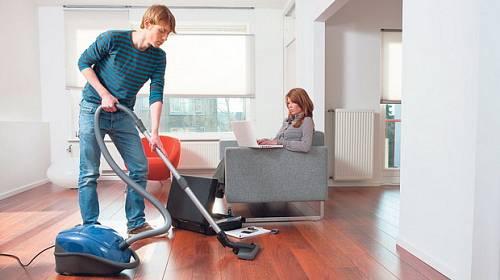 Víme, jak uklidit a neztrácet přitom čas
