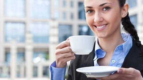 Tři důvody, proč v práci pijeme kávu