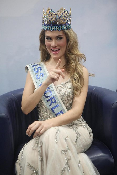 Miss World 2015 Mireia Lalaguna Royo