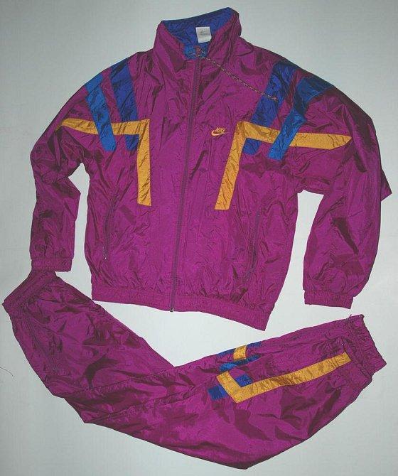 Šusťáková bunda a kalhoty