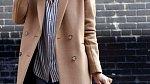 Vlněné kabáty – asi jednou za šest týdnů