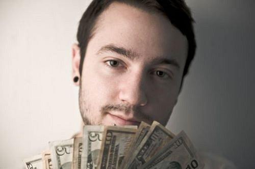 Student a peníze