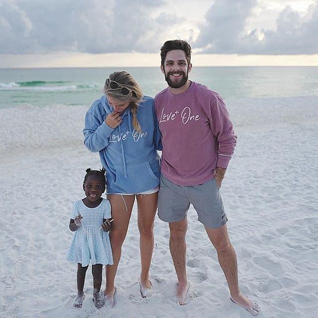 Rodina hodně cestuje.