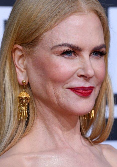 Nicole Kidman je nezdravě štíhlá.