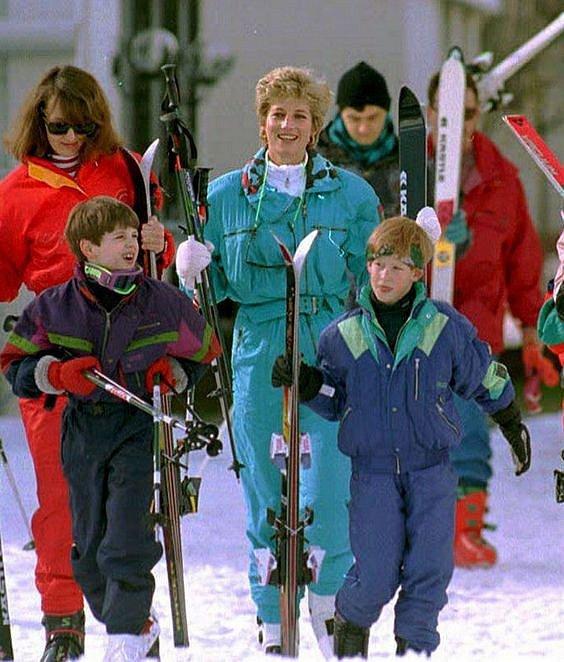 Pro princeznu Diana byla rodina vším.