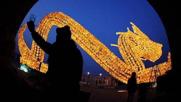 Čínský nový rok 2012 bude pod vládou Draka