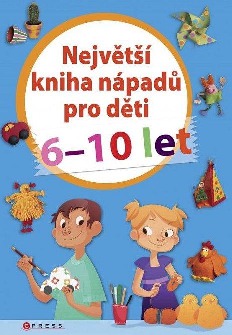 Děti mají spoustu nápadů... Ty, které najdou v této knížce, ale opravdu stojí za to!