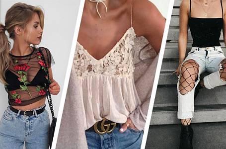 Letní módní inspirace: Dokážete si představit, že si tohle vezmete na sebe?