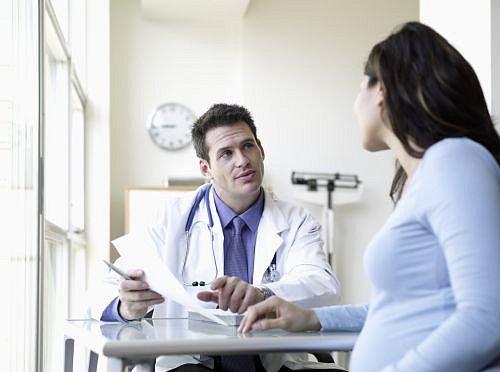 U gynekologa