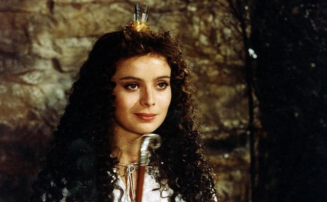 Libuše Šafránková se ve Třetím princi naladila na temnou strunu