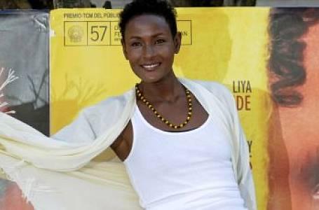 Supermodelka Waris Dirie upozorňuje na problémy Somálska