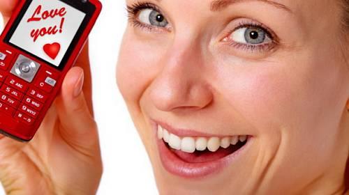 7 nejlepších valentýnských SMS přání