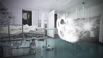 Ve stavu klinické smrti lidé vídají tajemná stvoření.