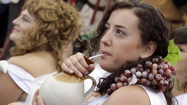 Česko křížem krážem: Kde pít bezpečně? Na vinobraní! (5 tipů, kam zajet)