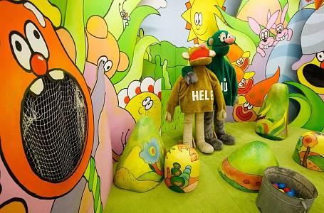 Studio Kamarád těší dětská srdce už čtyřicet let.