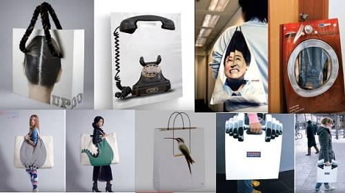 Nejoriginálnější tašky