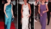 Diana byla proslulá mimo jiné i svým vytříbeným módním vkusem