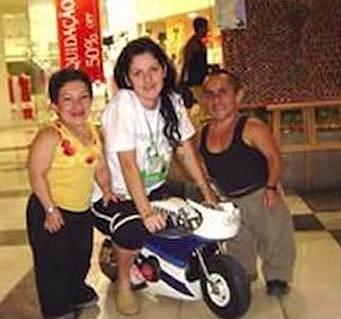 Douglas Maistre Breger da Silva a Claudia Pereira Rocha jsou spolu velmi šťastní, děti neplánují.