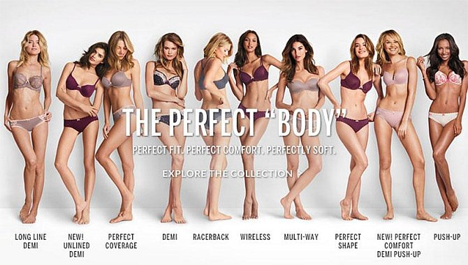 Kampaň Victoria Secret