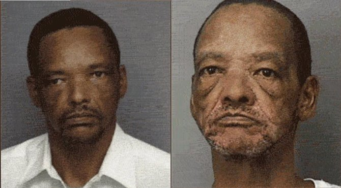 Smutný pohled - před a po několika letech na drogách