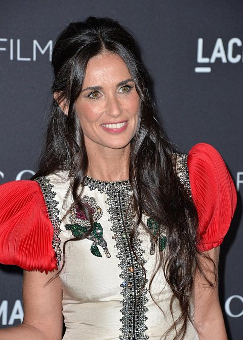 Demi Moore - Nar. 11. 11. 1962 Roswell, New Mexico, USA