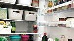 I v lednici lze udržovat neustále pořádek.