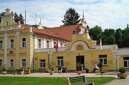 Prázdninové pobyty v Lázních Mšené, v Oáze klidu a pohody nedaleko Prahy
