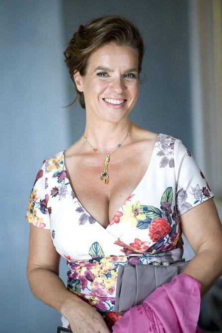 Krasobruslařka Katarina Witt