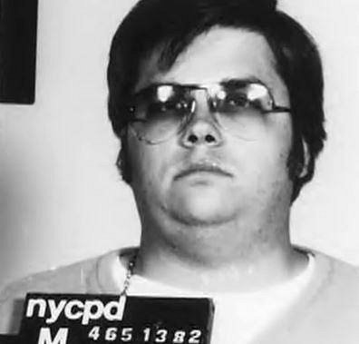 Vrah Johna Lennona David Chapman