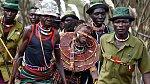 Ilustrační foto - nevěsta v Keni