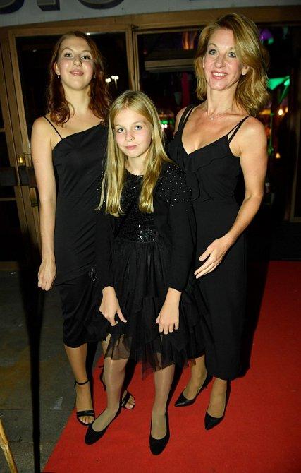 Sabina Laurinová je na své dcery pyšná