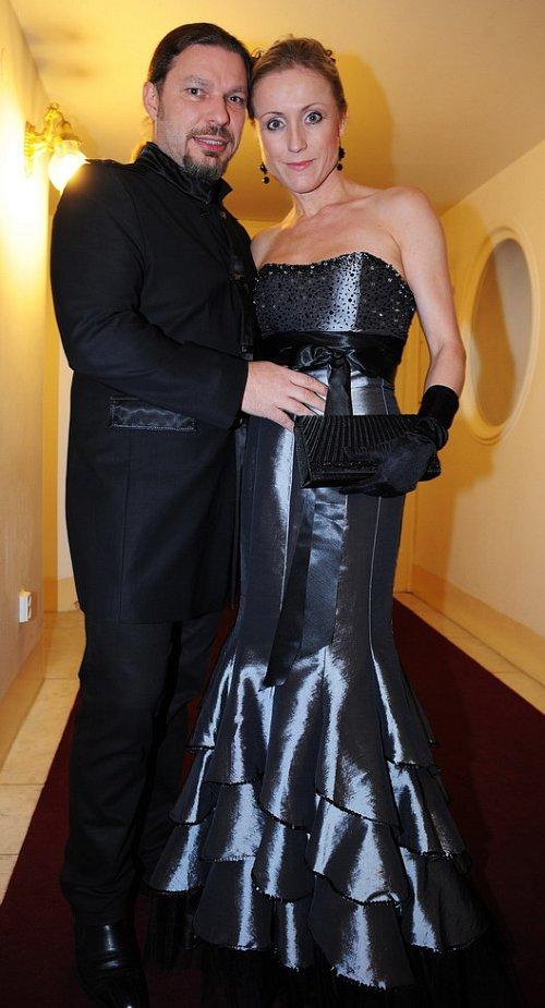 Zuzana a Petr Kolářovi