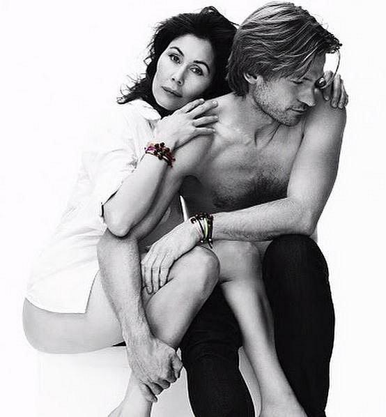 Nikolaj Coster-Waldau (Jaime Lannister), manželka zpěvačka a herečka Nukaaka Coster-Waldau – Nikolaj je dánský herec, jeho žena pochází z Grónska, kde kdysi dokonce vyhrála titul Miss.