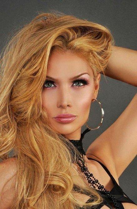Claudia Charriez je americká modelka.