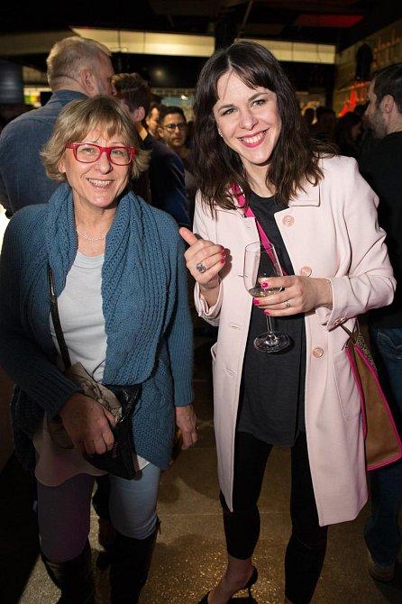 Kristína Farkašová s maminkou Katarínou