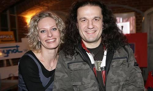 Kristina Bastienová s manželem