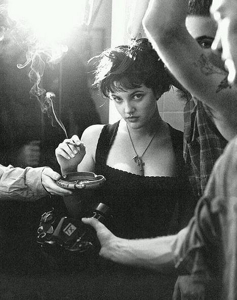 Drew Barrymore 1993