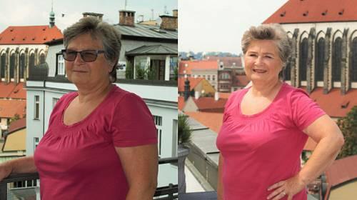 """Estetické proměny: Jana (67) - """"Ani v důchodu život nekončí!"""""""