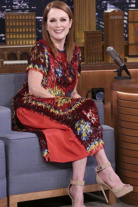Její šatník skrývá spoustu extravagantních kousků.