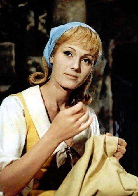 Její nejslavnější filmová role.