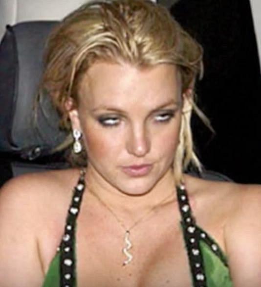 Bez komentáře Britney ...
