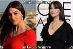 Herečka Monica Bellucci coby Lucia Sciarra