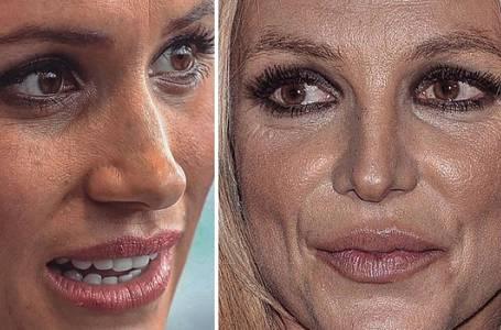 Meghan Markle, Britney Spears