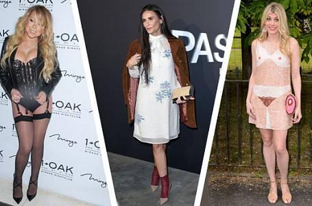 Největší módní halucinace celebrit za rok 2016. To musíte vidět!